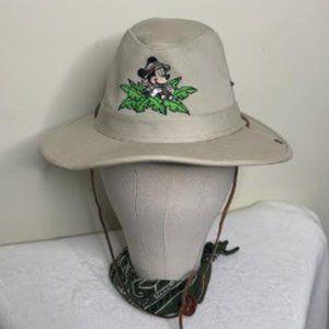 Disney Mickey Safari Khaki Hat